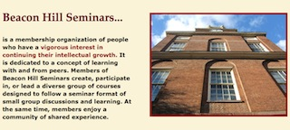Beacon Hill Seminars