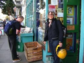 Kate Rosenberger & customers